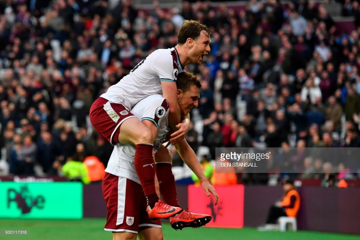 Trio of Clarets nominated for March Premier League awards