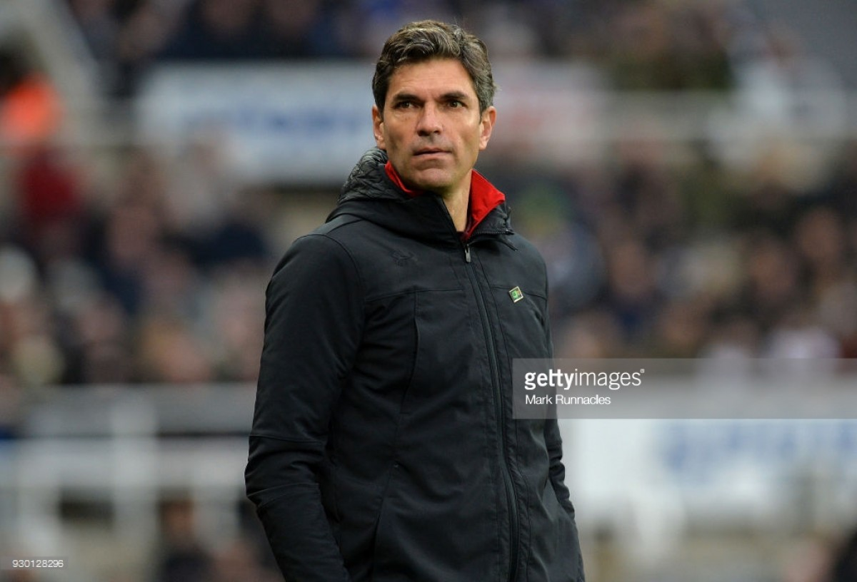 Relegation-threatened Southampton dismiss manager Mauricio Pellegrino