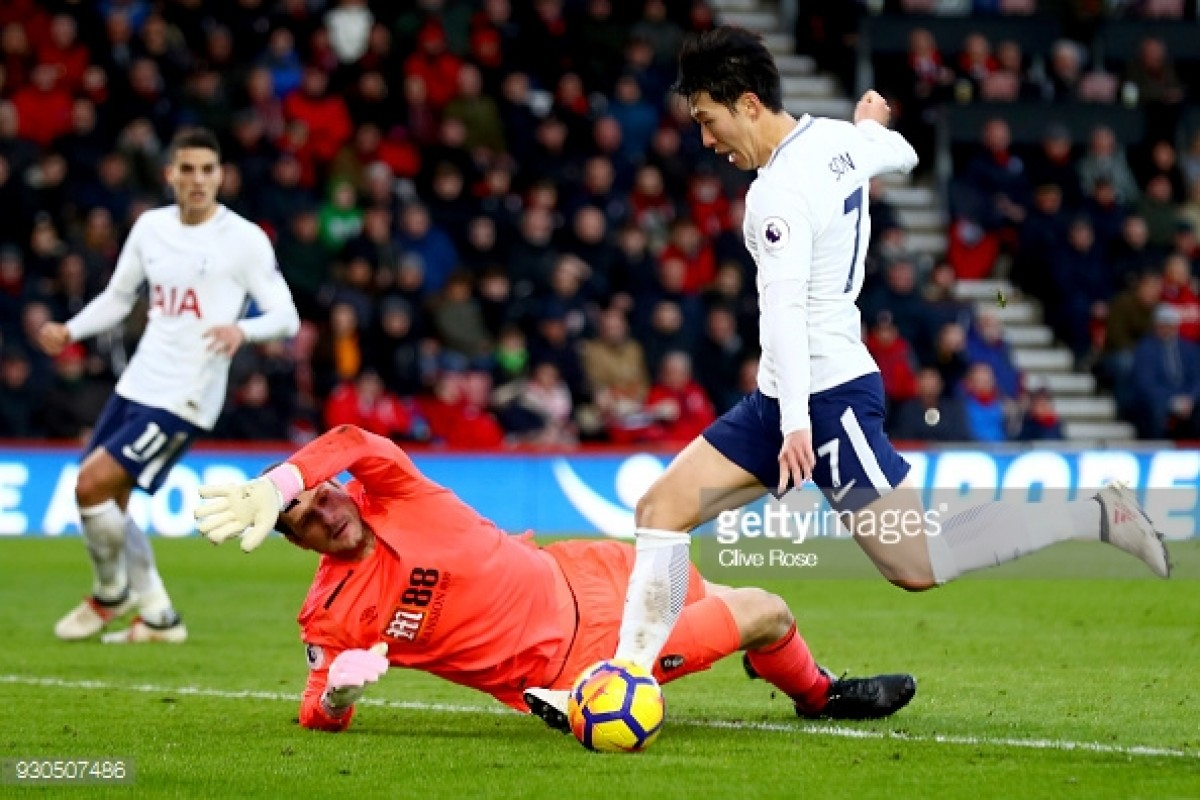 AFC Bournemouth 1-4 Tottenham Hotspur: Emphatic comeback win takes Spurs to third