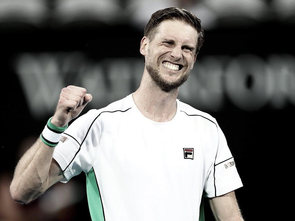 Andreas Seppi, finalista en Sídney
