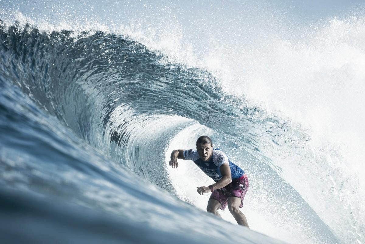 Australiano Julian Wilson vence etapa de abertura do circuito mundial de surfe