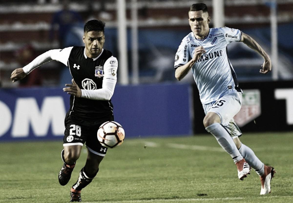 Bolívar domina, mas empata com Colo-Colo e equipes seguem sem vencer na Libertadores