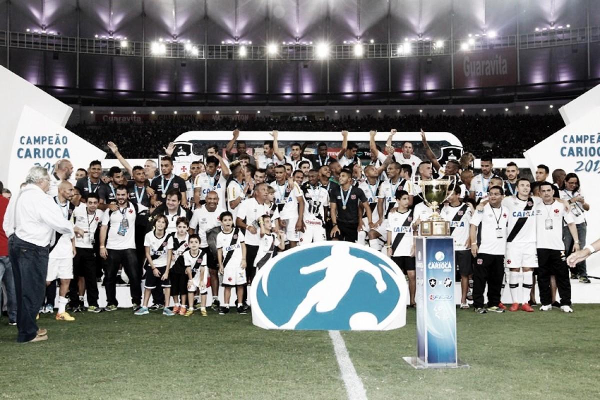 Recordar é viver: Vasco volta a vencer Botafogo e se sagra campeão carioca de 2015