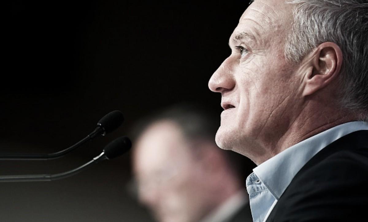 """Apesar de vitória, Deschamps vê defeitos na França: """"Tivemos erros"""""""