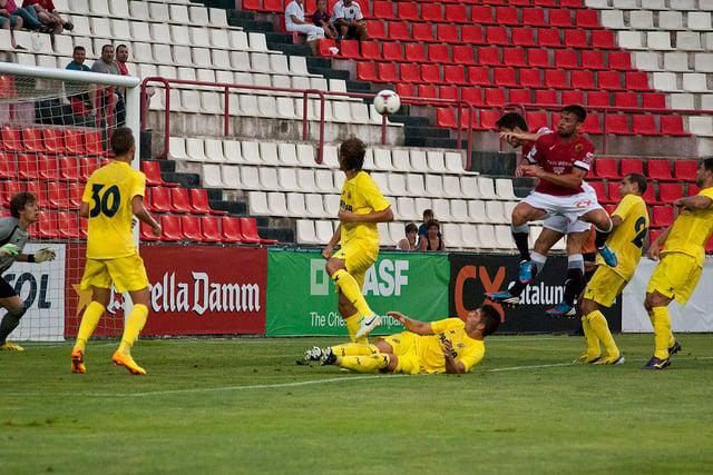 El Villarreal CF volverá a visitar el Nou Estadi en verano