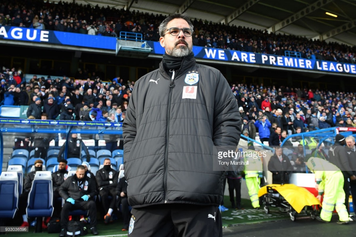 David Wagner: Crystal Palace 'deserved' to beat Huddersfield Town