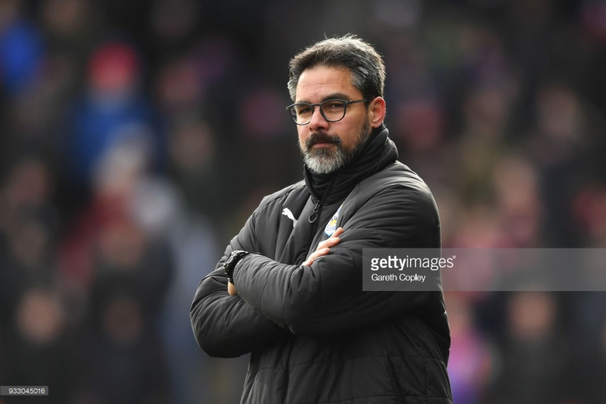 "David Wagner ""excited"" about position Huddersfield Town are in"