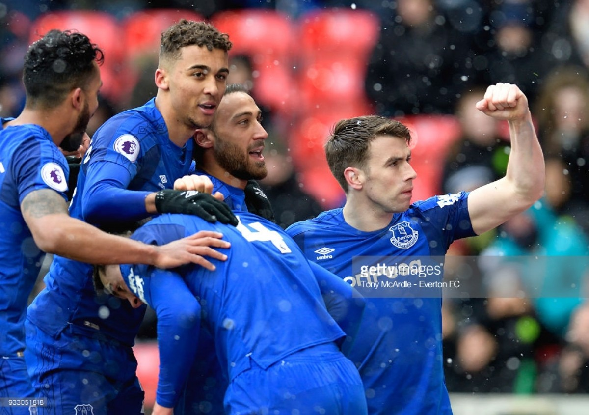 Analysis: Stoke win shows Everton have the foundations but need a stronger long-term structure