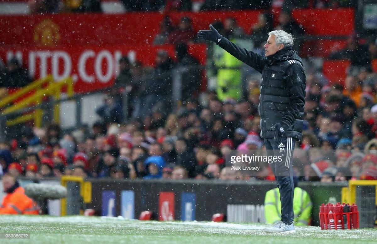 Jose Mourinho: Some Manchester United players 'scared' in Brighton & Hove Albion win