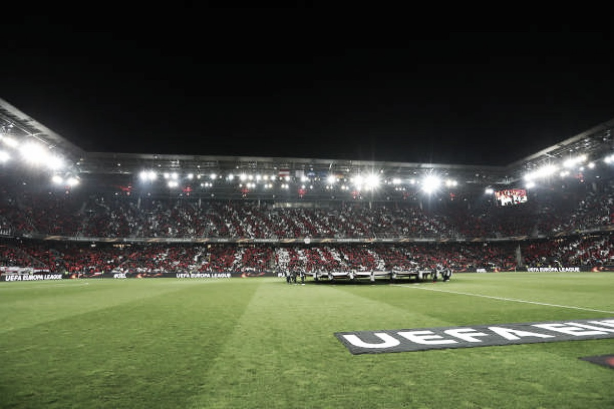 Resultado Red Bull Salzburg x Olympique de Marseille na Uefa Europa League 2017/18 (2-1)