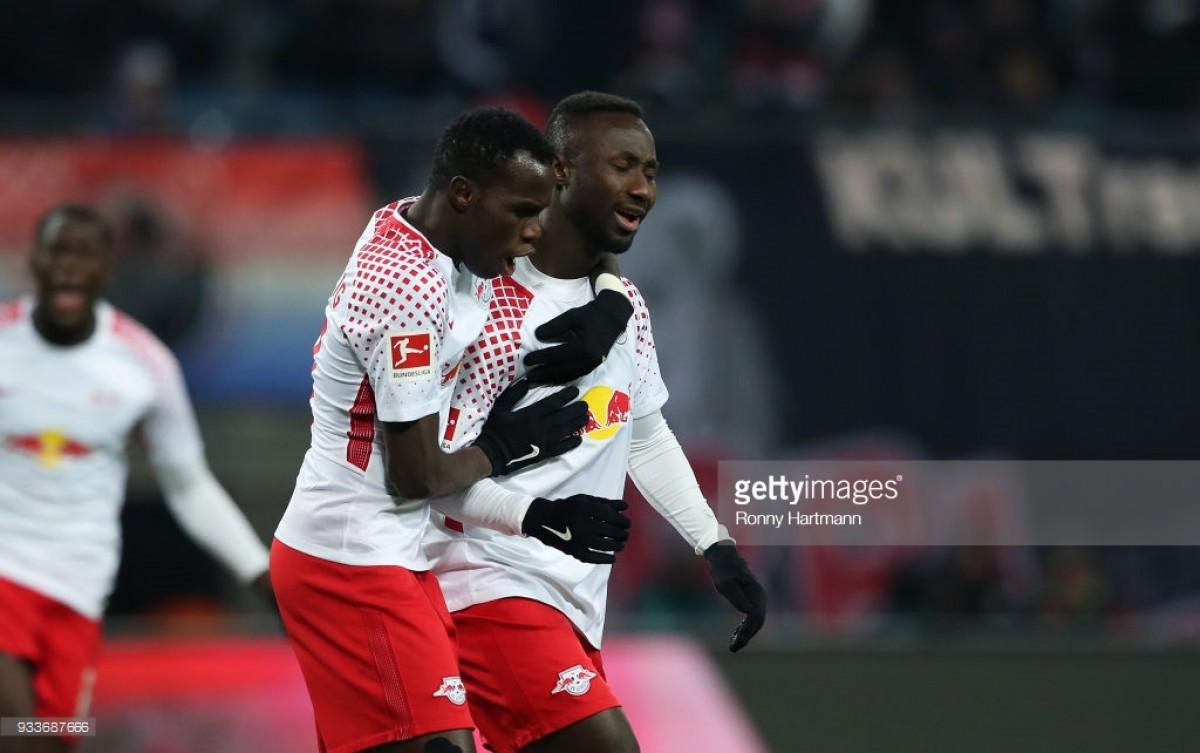 RB Leipzig 2-1 Bayern Munich: NabyKeïtaand Timo Werner dent Bavarians' march to the title