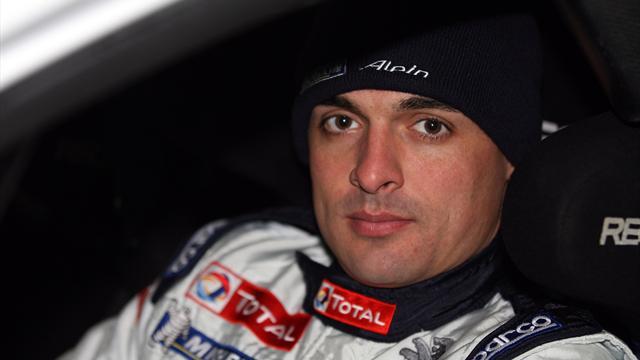 WRC : Bouffier avec Hyundai