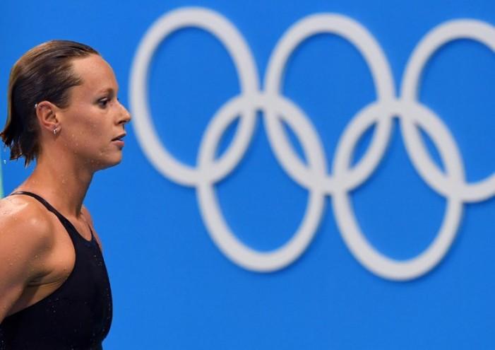 Rio 2016 - Nuoto: si infrange il sogno della Pellegrini. Oro Ledecky, quarta l'azzurra