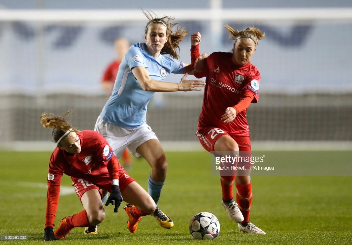 UEFA Women's Champions League: Manchester City 2-0 Linkoping – Citizens edge closer to semis