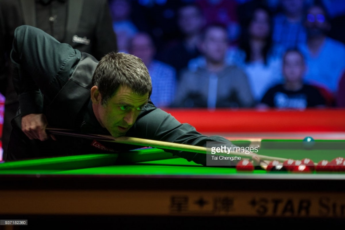 Ronnie O'Sullivan wins his fifth ranking event of the season and looks favourite for the World Championships