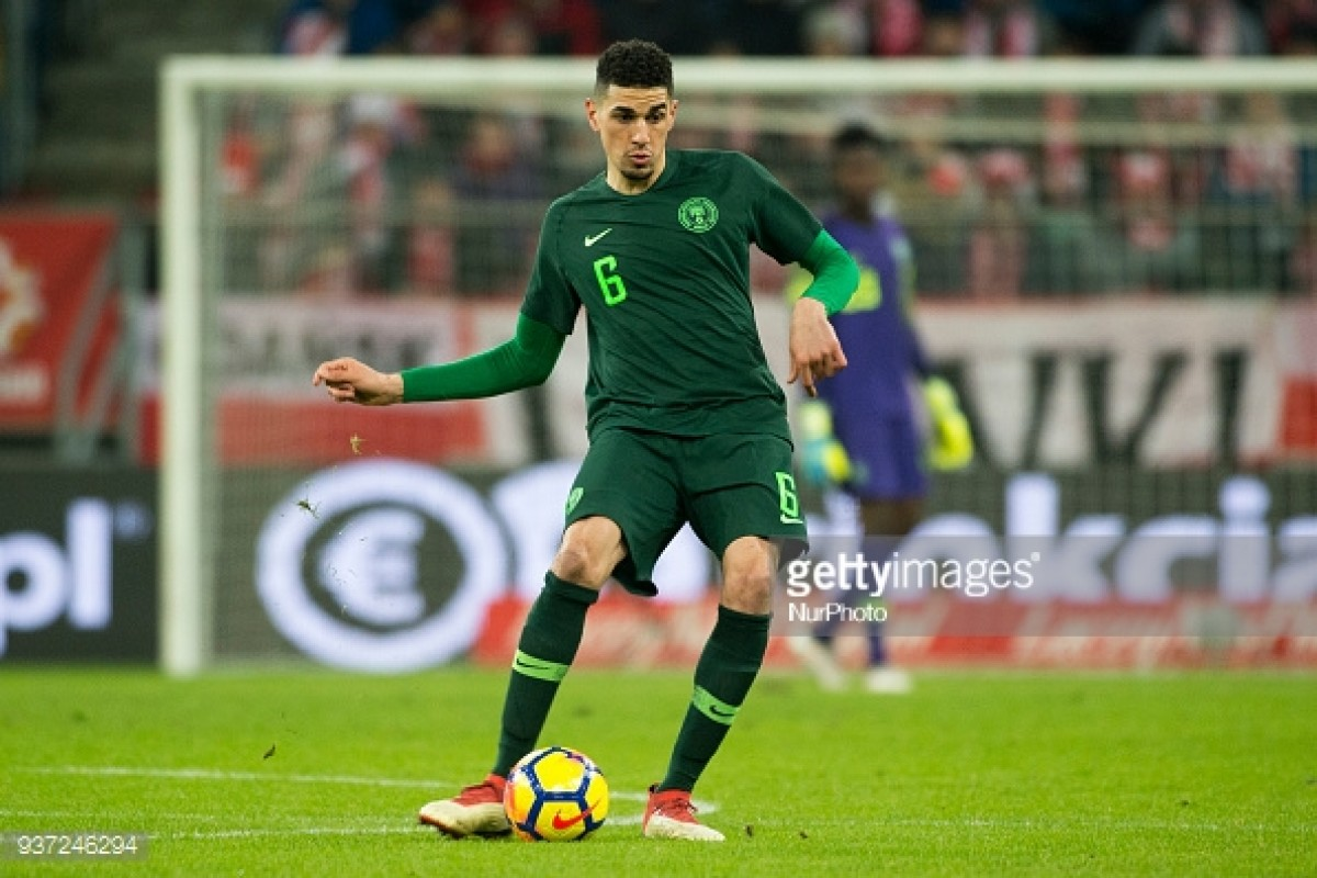 Brighton & Hove Albion make Leon Balogun their first summer signing