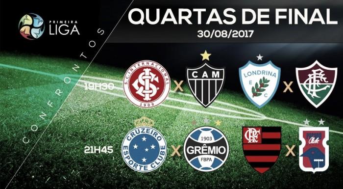 Primeira Liga divulga data Quartas de final com quatro jogos no mesmo dia