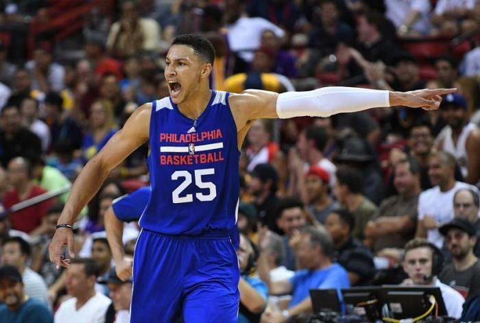 NBA - Philadelphia 76ers, procede senza soste il recupero di Ben Simmons