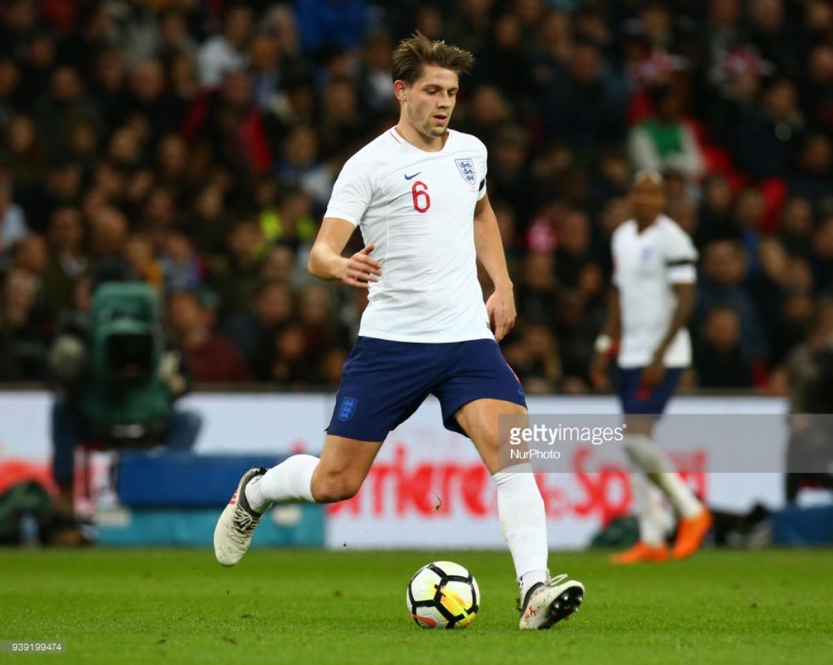Nerveless Tarkowski enjoys England debut as international Clarets return to Turf Moor