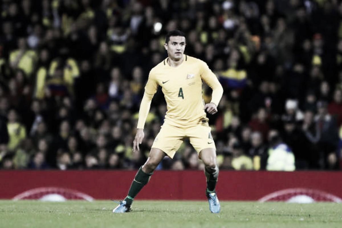 Tim Cahill e mais 31: Austrália define lista prévia de convocados para Copa do Mundo
