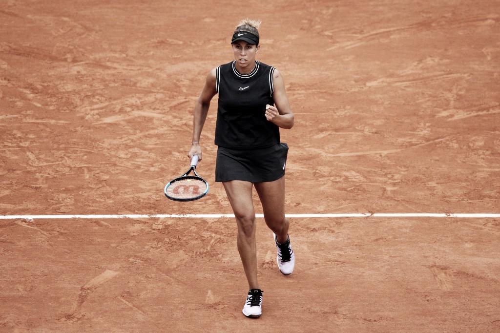 Keys atropela Rodina e estreia de forma avassaladora em Roland Garros