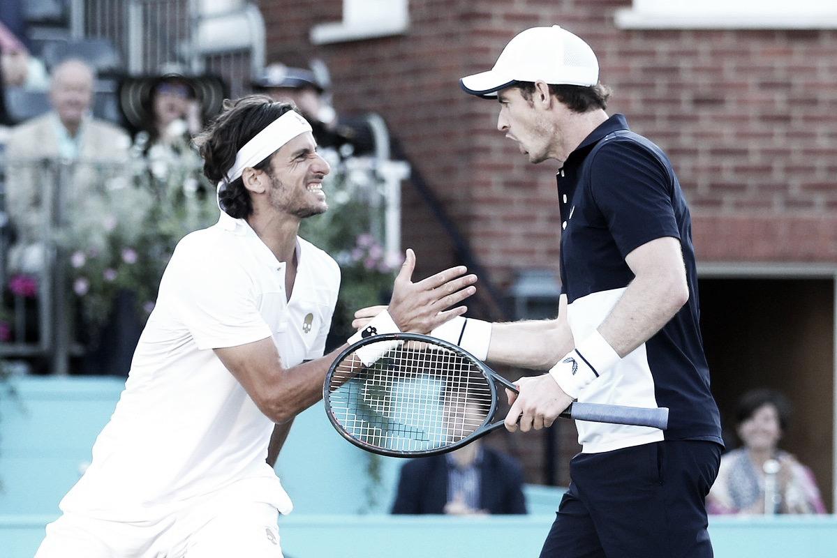 Lopez/Murray vencem Ram/Salisbury e sagram-se campeões do ATP 500 de Queen's