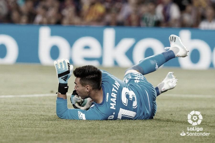 Gran debut de Dani Martín con la Selección Española sub-21