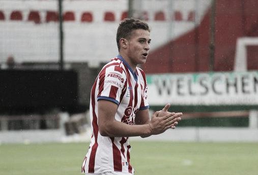Nicolás Andereggen pide pista
