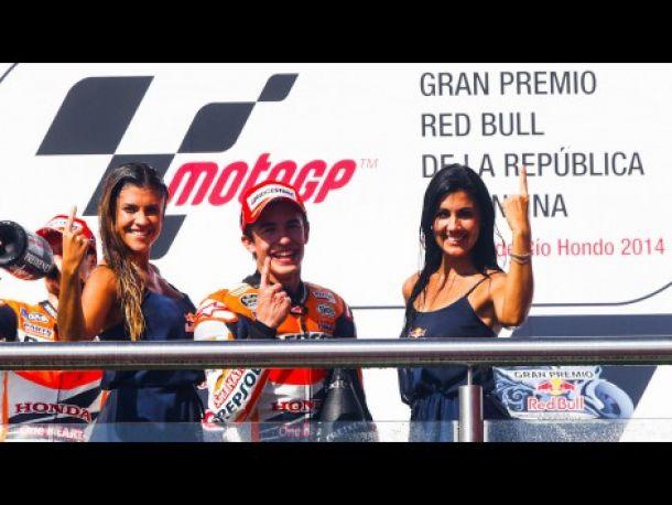 Moto gp : Marquez déjà champion du monde ?