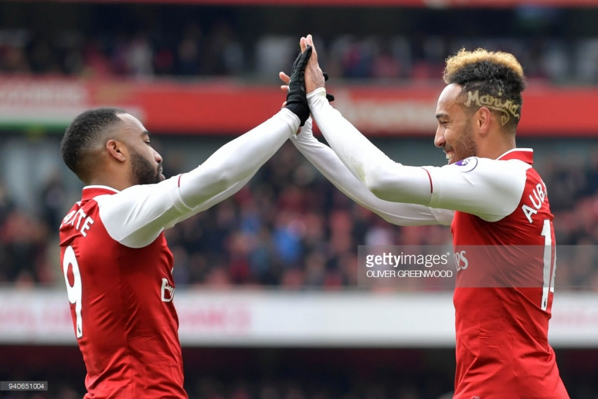 Arsenal 3-0 Stoke City: Late goals see Arsenal hinder Stoke's survival chances