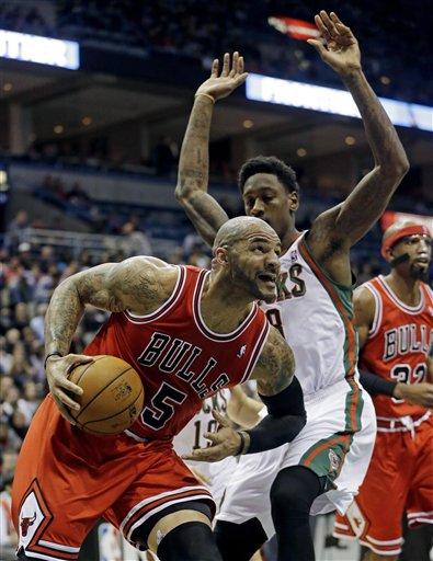 Chicago Bulls pone fin a su racha negativa ante Milwaukee Bucks