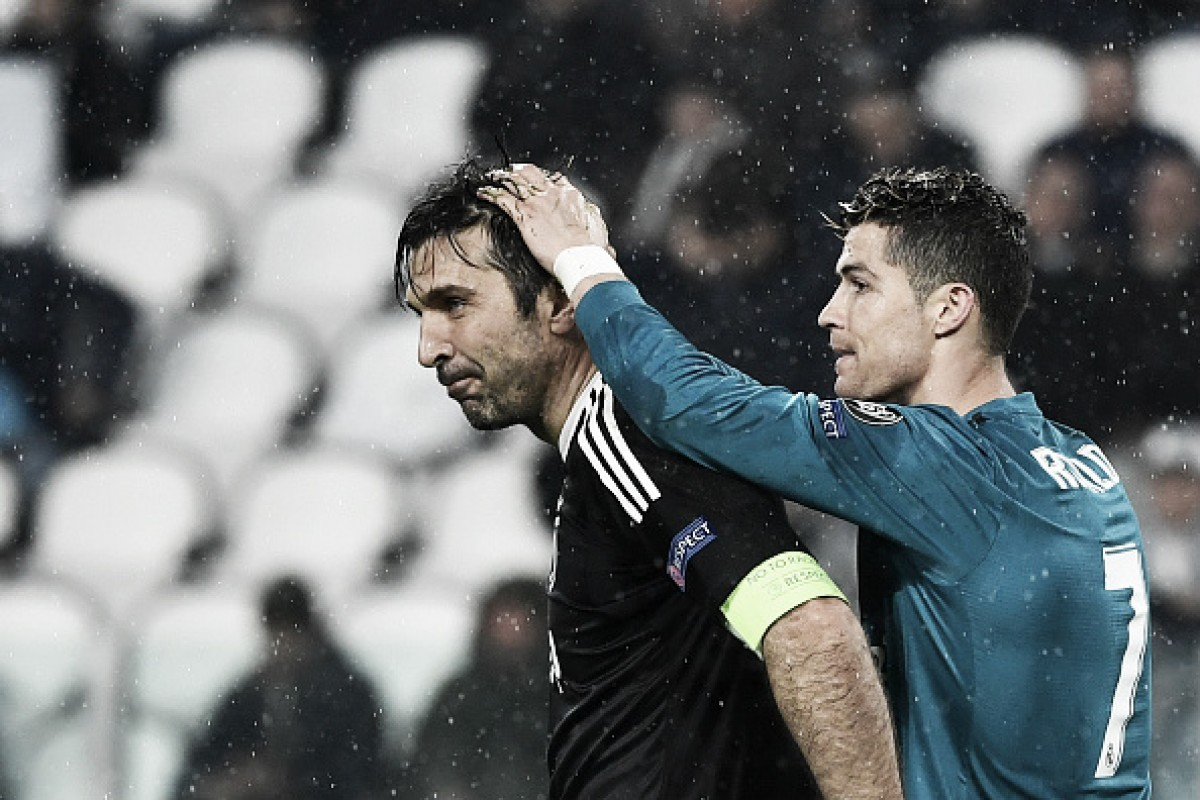 Carrasco da Juventus, Cristiano Ronaldo amplia incrível retrospecto contra Buffon