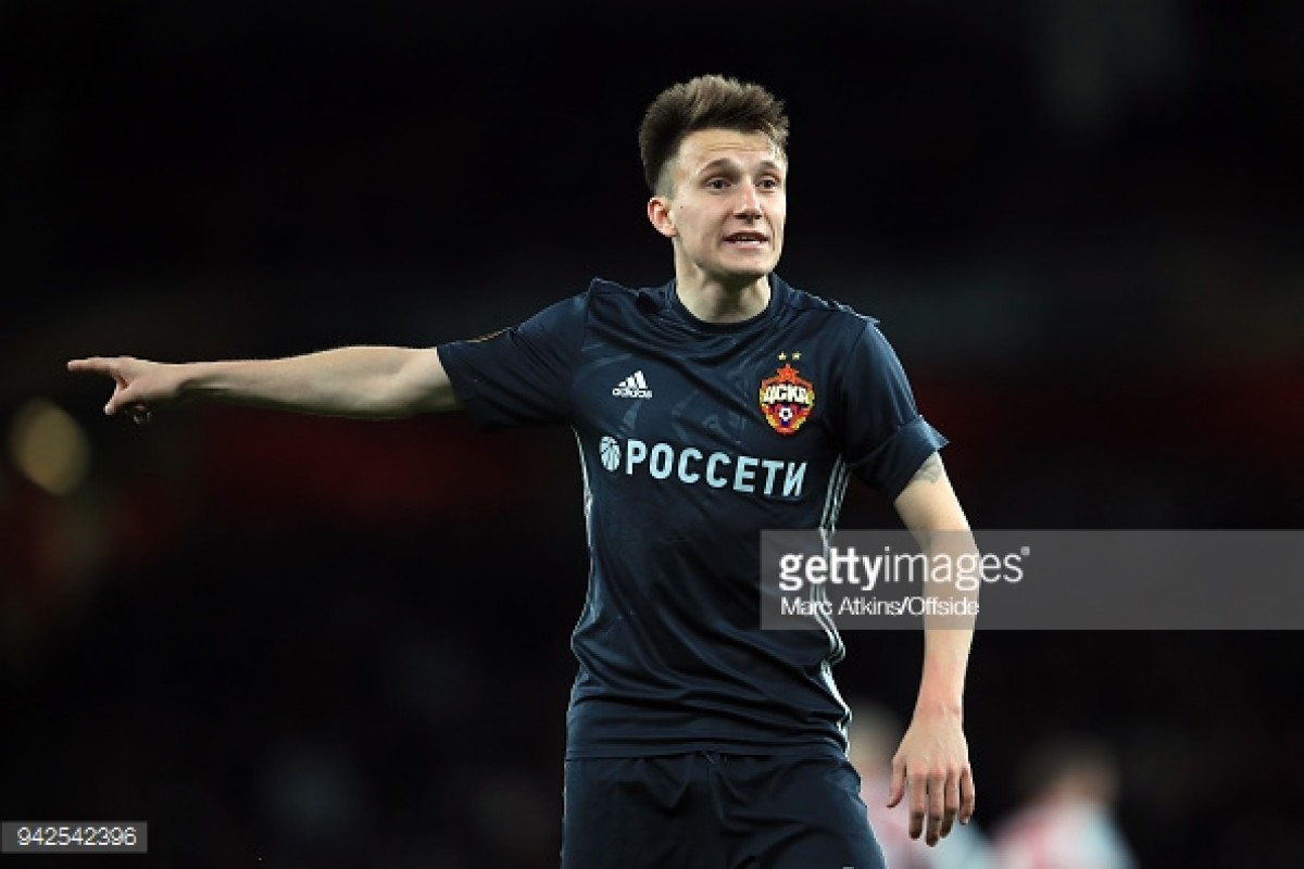 Report: CSKA Moscow star Aleksandr Golovin linked with Brighton move