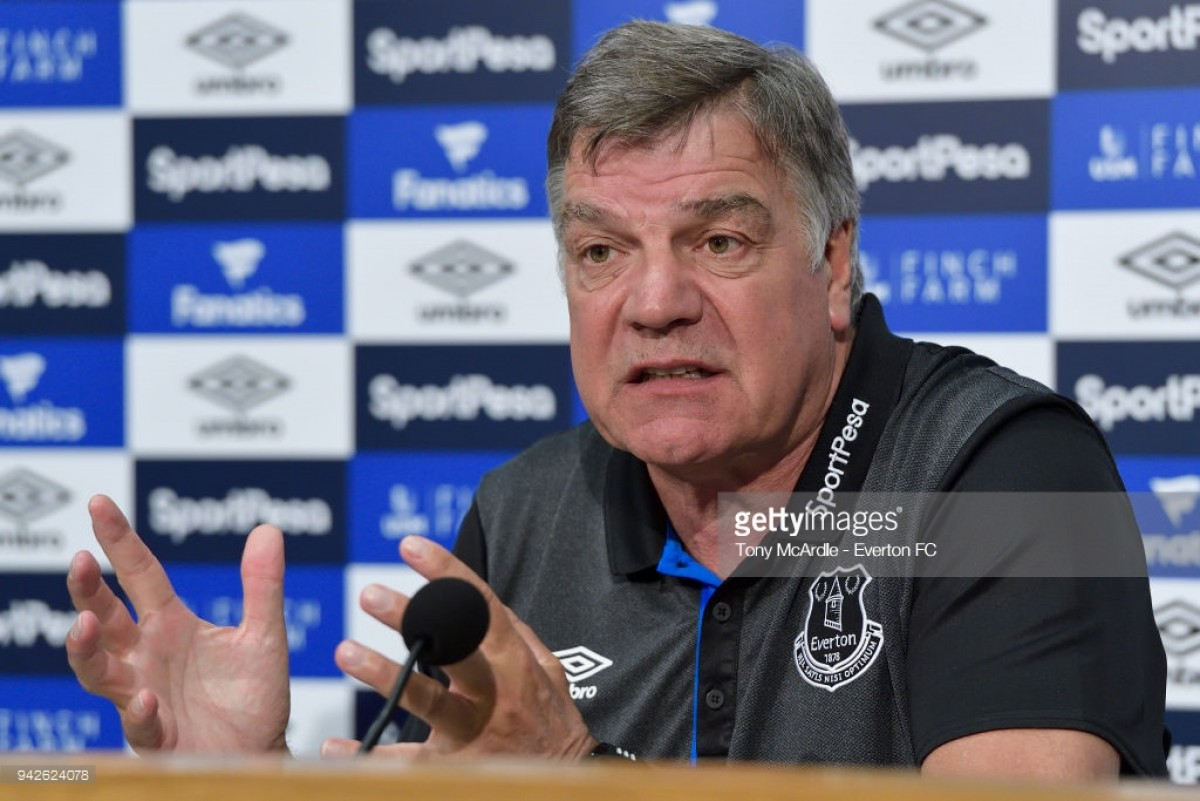 Everton will aim to 'nullify' Liverpool's attacking options, says Sam Allardyce