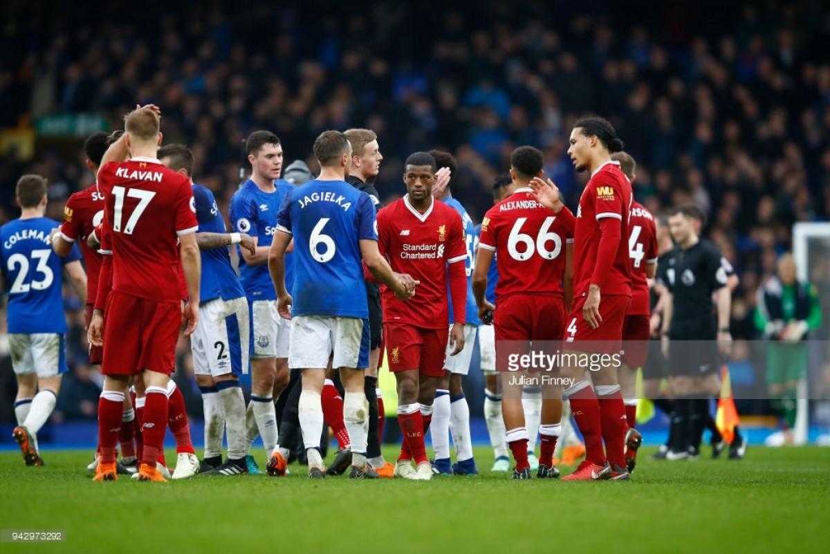 Everton 0-0 Liverpool: Reds held to draw on dull derby day