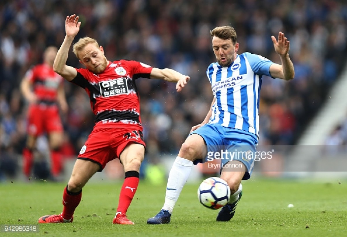 40 points the target for Stephens as Brighton near end of productive season