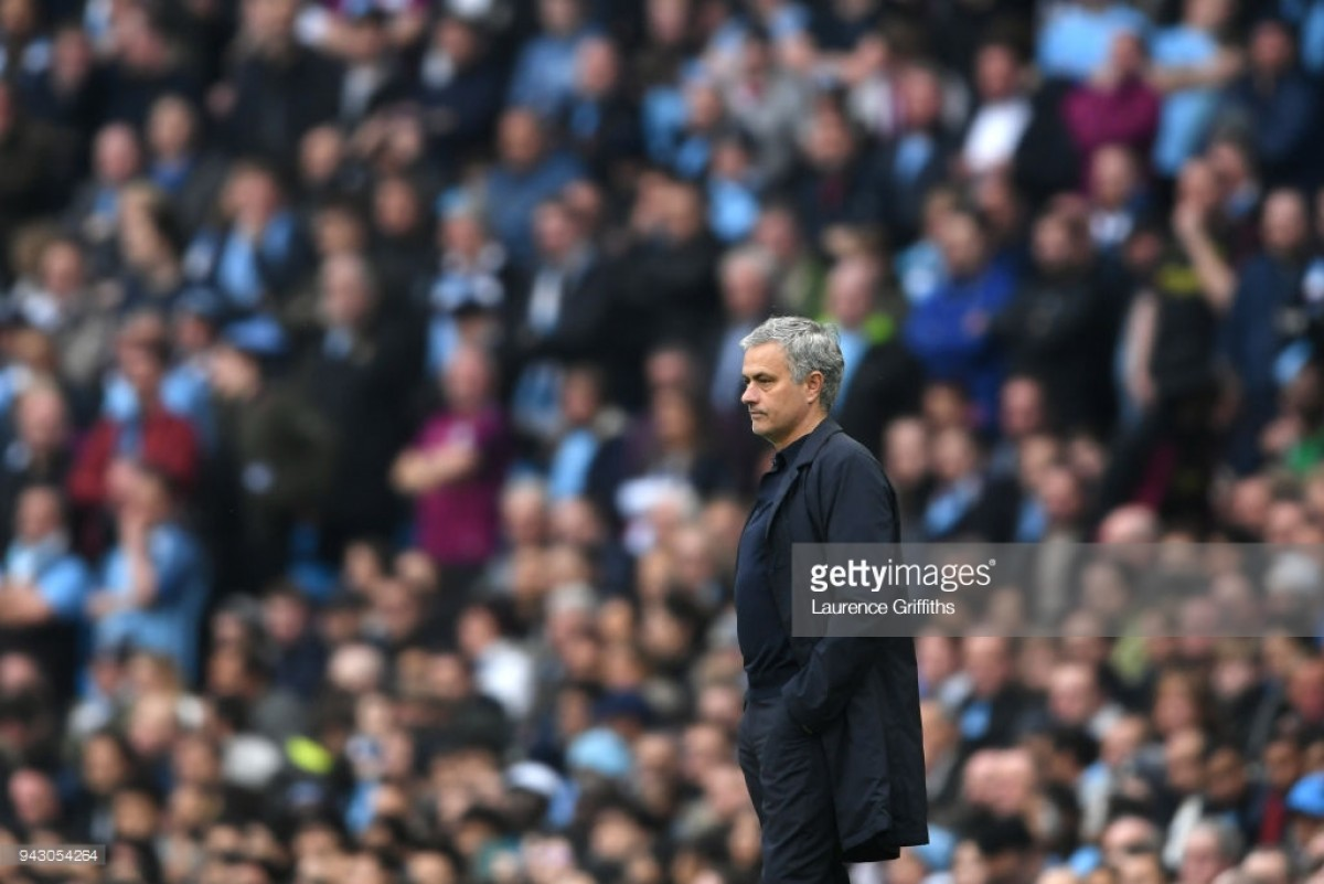 Jose Mourinho: Manchester United closing in on top four spot after derby win
