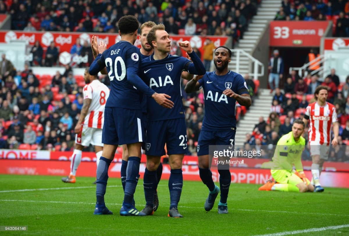 Analysis: Eriksen the star as more misery is compounded on Stoke