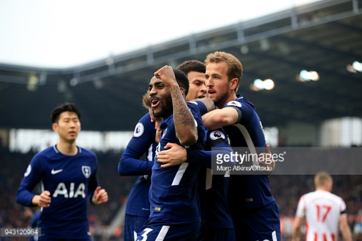 Stoke City 1-2 Tottenham Hotspur: Eriksen brace heightens Stoke's relegation worries