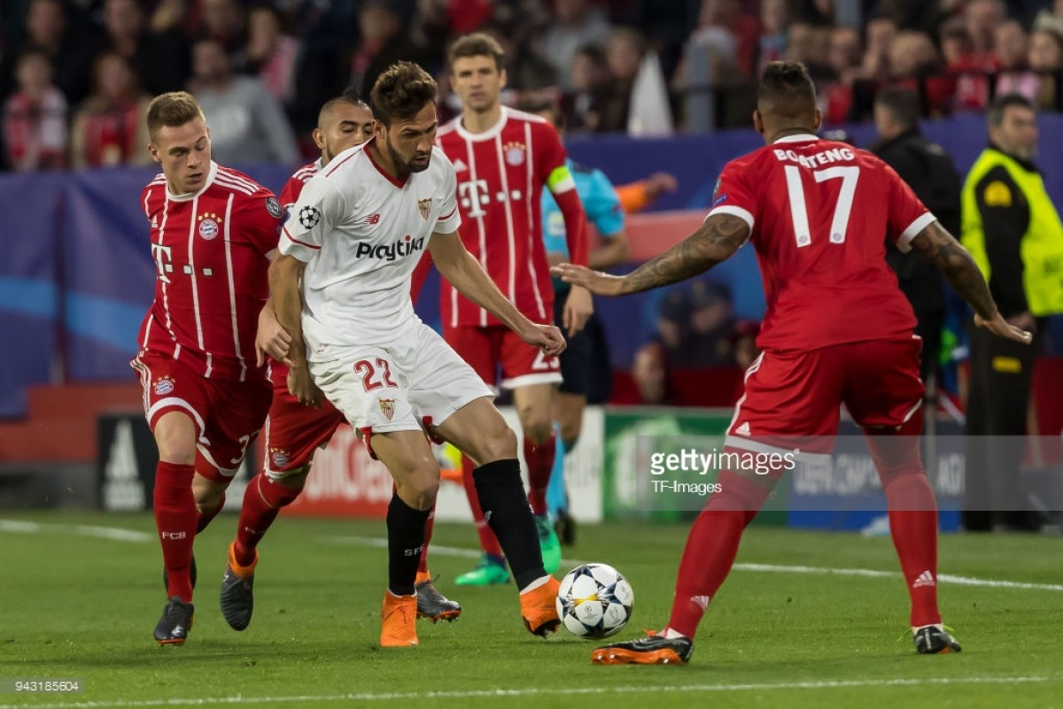 Bayern Munich (2) vs (1) Sevilla Preview:Los Rojiblancos look to pull off another shock comeback