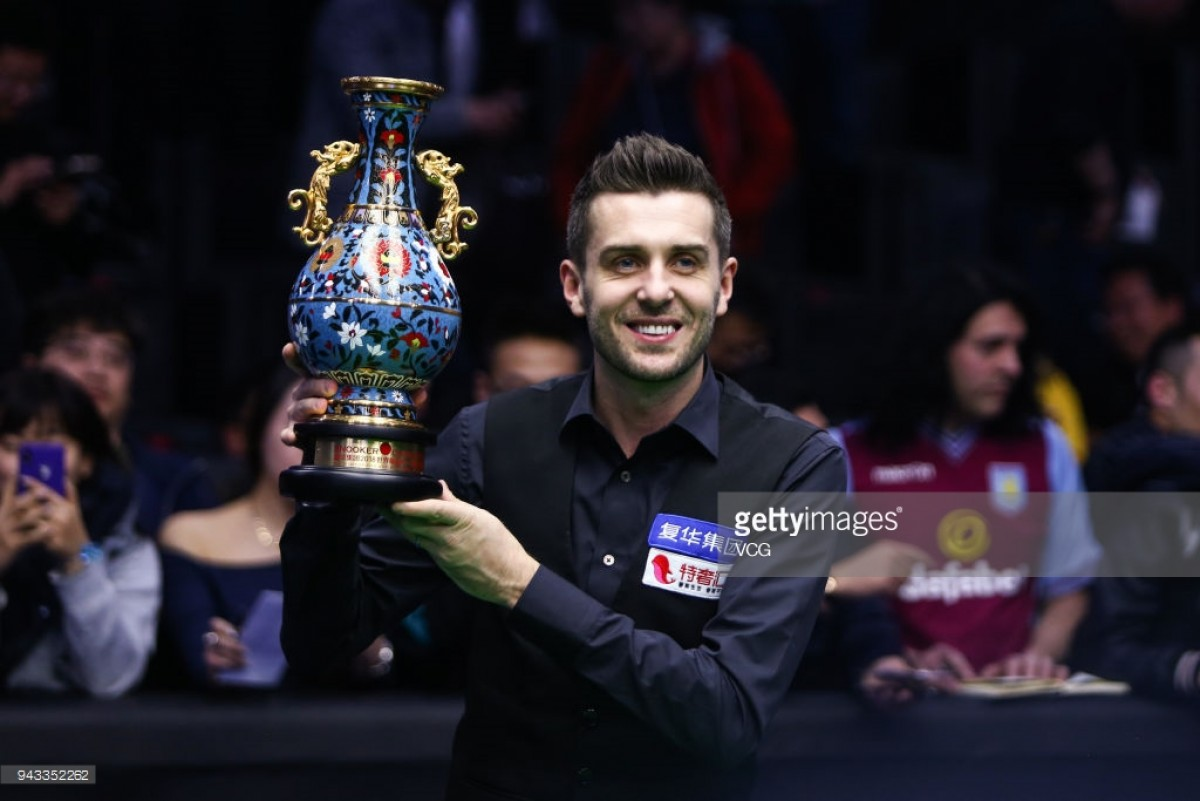 Mark Selby peaks a fortnight before the World Championship
