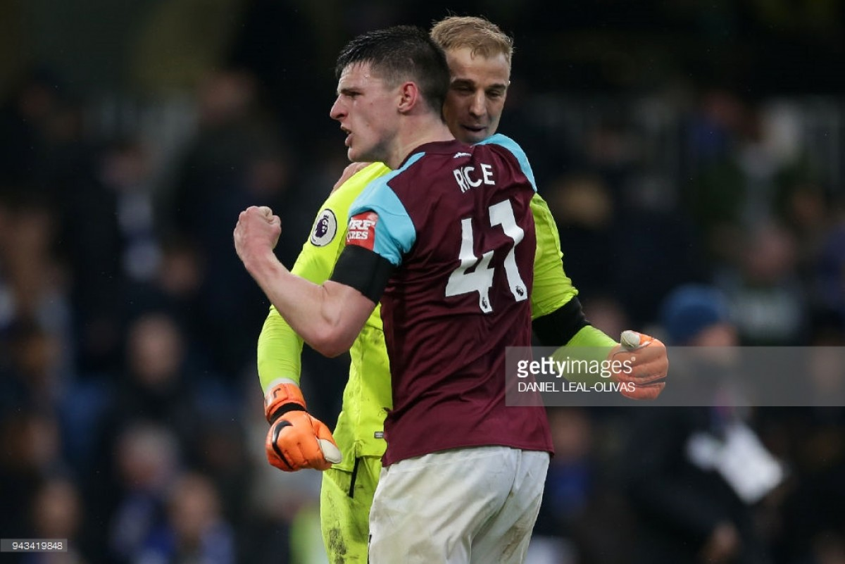 Pablo Zabaleta: Declan Rice will be a future captain for The Hammers