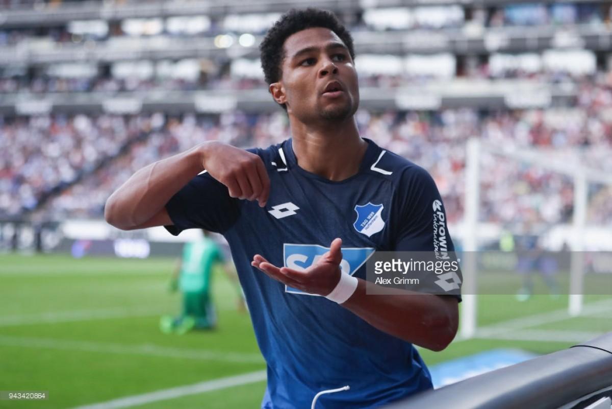 Eintracht Frankfurt 1-1 TSG 1899 Hoffenheim: Serge Gnabry earns dieKraichgauera point