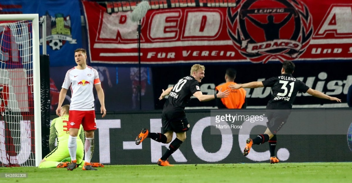 RB Leipzig 1-4 Bayer Leverkusen: Devastating comeback puts Der Werkself back into the top four