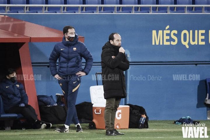 "Lluís Cortés: ""Ahora pensamos en la final de Copa"""