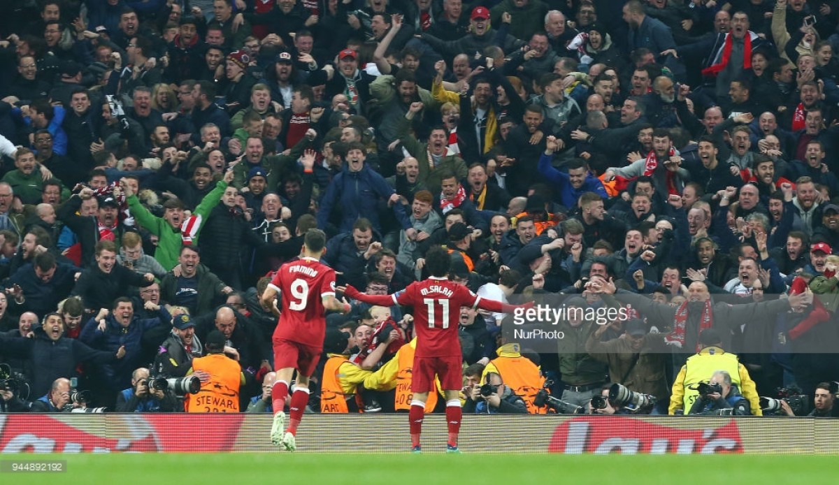Mohamed Salah: Playing for Liverpool is something special