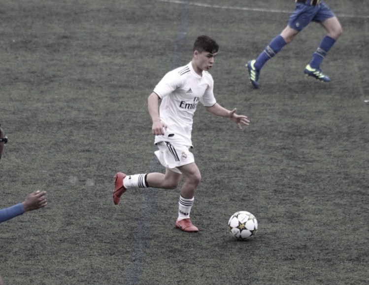 Marcos Moraga y el Real Madrid separan sus caminos