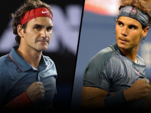 Resultado Roger Federer - Rafael Nadal no ATP 500 de Basileia (2-1)