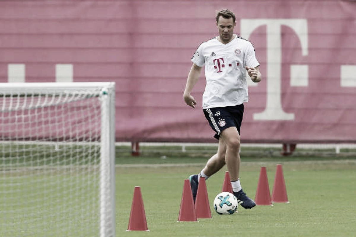 Incertezas sobre retorno de Manuel Neuer aos gramados preocupa Alemanha para Mundial