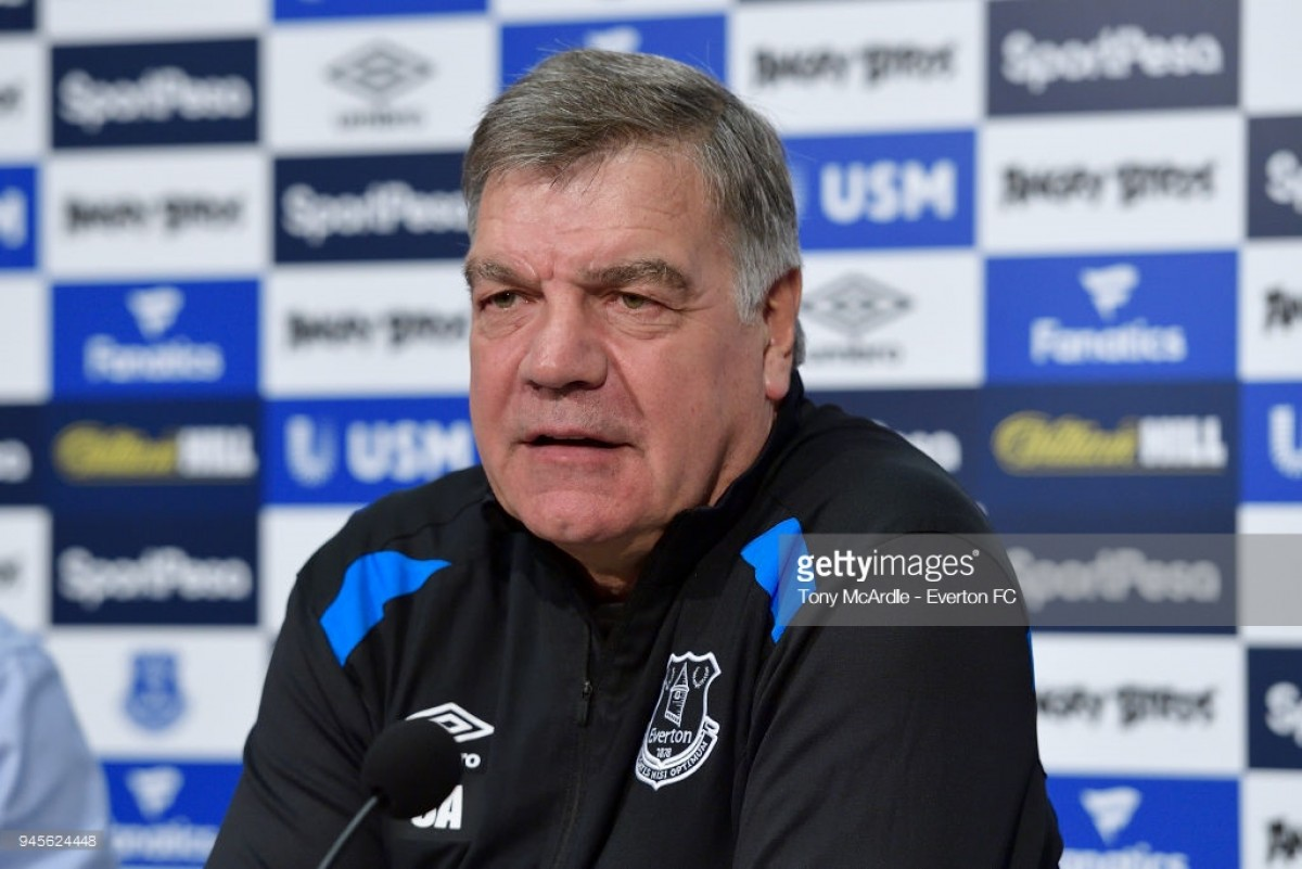 """We need to be at our best,"" says Sam Allardyce ahead of Everton's trip to Swansea City"